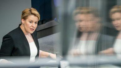 Photo of Franziska Giffey: Neuer Ärger wegen der Doktorarbeit