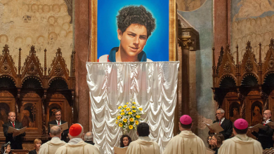 Photo of British-born Italian teenager could become the Catholic Church's first millennial saint