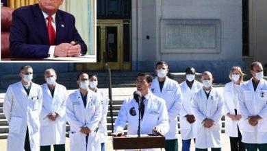 Photo of Trump ricoverato, il bollettino: «Non ha bisogno di ossigeno».
