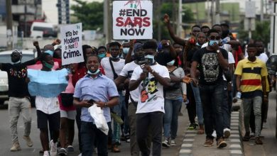 Photo of End Sars: How Nigeria's anti-police brutality protests went global