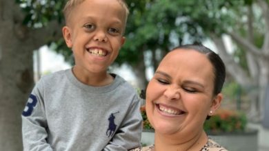 Photo of 'Don't call me cute': Bullied boy with dwarfism Quaden Bayles and mum Yarraka share reality of going 'viral'