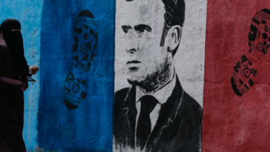 Photo of Why is the Anglo media portraying France as the villain?