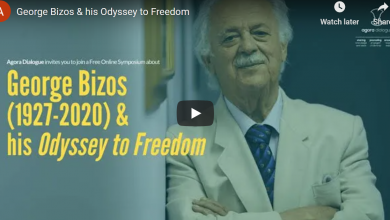 Photo of George Bizos & his Odyssey to Freedom – Online Symposium (6)