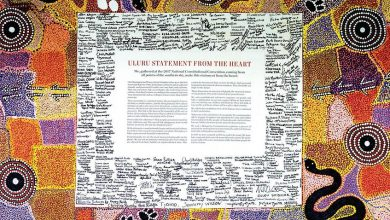 Photo of The Uluru Statement from the Heart has been translated into more than 60 languages