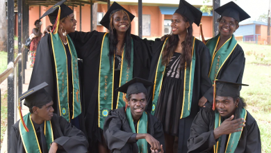 Photo of These Year 12s are the first to finish school in their remote community in 13 years