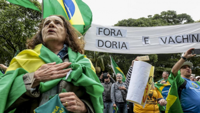Photo of Brazil's Deadly Calm