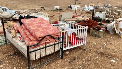 Photo of Israeli forces leave 41 children homeless after razing Palestinian village, UN says