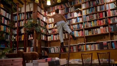 Photo of Shakespeare and Company bookshop in Paris appeals for help – in pictures