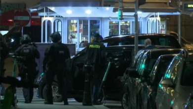 Photo of One dead, several injured in suspected terrorist attack in Vienna