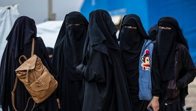 Photo of Germany and Finland bring home women from Islamic State camps