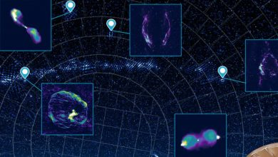 Photo of We've mapped a million previously undiscovered galaxies beyond the Milky Way.