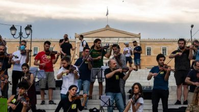 Photo of How Greek musicians weathered an economic crisis could help UK performers handle COVID fall-out