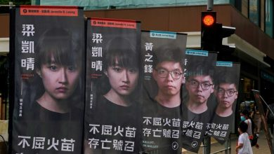 Photo of China hits out at Australia, US, UK and Canada for 'grossly' interfering with Hong Kong's 'internal affairs'