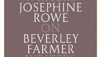 Photo of Beverley Farmer and the solitude of the writing life