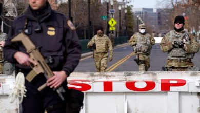 Photo of Statehouses, Washington, D.C. Brace For Potentially Violent Week