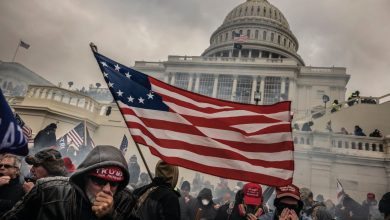 Photo of American civil war