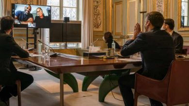 Photo of Macron tells Idris Elba he will invite young Africans to summit, not leaders