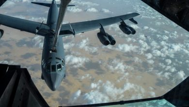 Photo of US B-52 bombers fly over Middle East amid Iran tensions