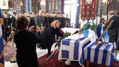Photo of Μνημόσυνο Στρατηγού Γεωργίου Γρίβα Διγενή