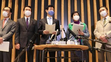 Photo of Tokyo calls for state of emergency over coronavirus third wave